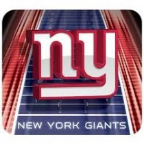 New York Giants Mousepad
